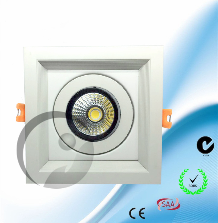 LED Square COB Downlight 3W-20W