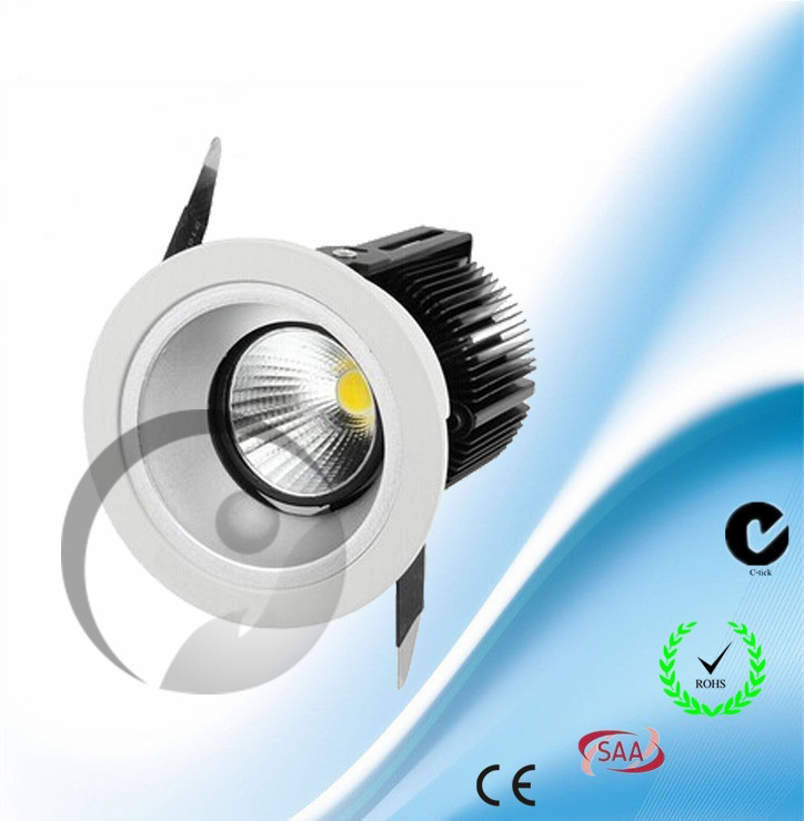 Hotel LED COB Downlight